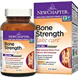 New Chapter Bone Strength Take Care, Calcium - 120 ct