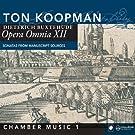 Opera Omnia XII: Chamber Music Vol. 1