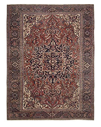 One of a Kind Rug, Multicolor, 9′ 10″ x 13′ 1″
