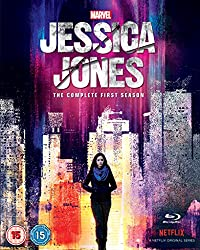 Marvel's Jessica Jones Season 1 [Blu-ray] [2016]