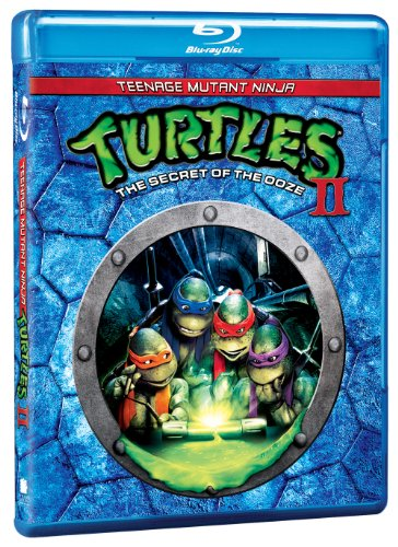 Teenage Mutant Ninja Turtles 2 [Blu-ray] [Import]