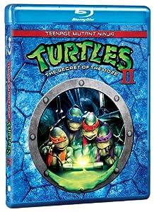Teenage Mutant Ninja Turtles II: The Secret of the Ooze [Blu-ray]