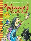 Winnie's Doodle Book (Winnie the Witch) Valerie Thomas