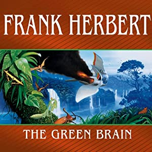 The Green Brain Audiobook