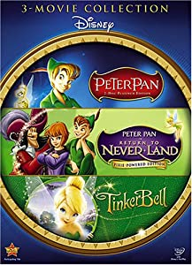Peter Pan 3-DVD Set