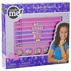 Totally Me! Spell & Sparkle Bracelets