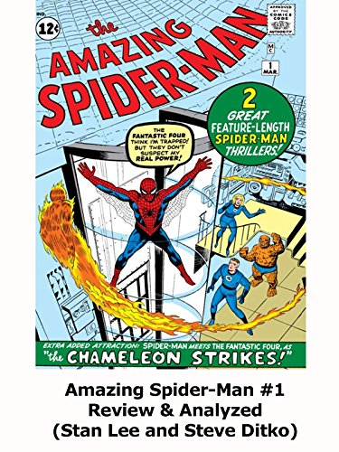 Amazing Spider-Man #1 Review & Analyzed (Stan Lee and Steve Ditko)