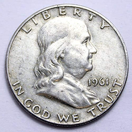 1961-various-mint-marks-franklin-half-half-dollar-good