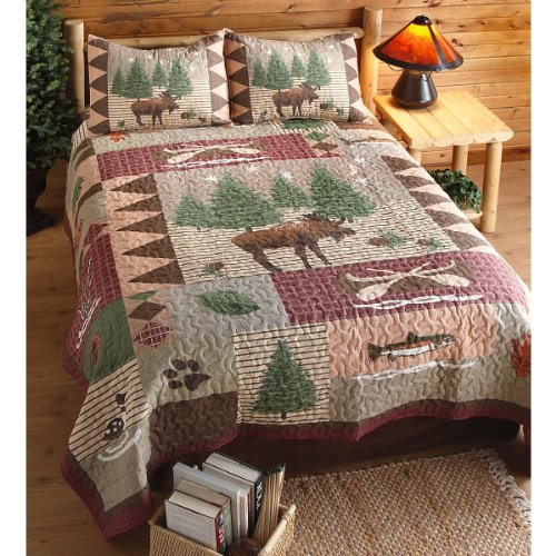Country Style Bedding Sets 96393 front