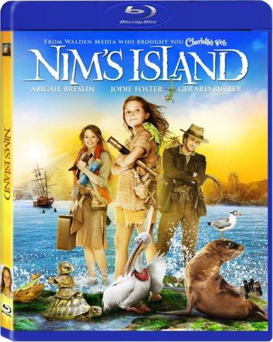 Nim's Island / Остров Ним (2008)