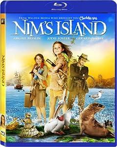 NEW Breslin/butler/foster - Nim's Island (Blu-ray)