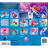 2014 Disney The Little Mermaid Wall Calendar