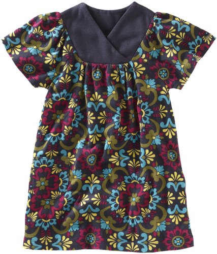 Tea Collection Girls 2-6x Talavera Yoke Dress