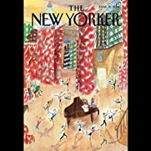 The New Yorker, March 31th 2014 (Ben McGrath, Malcolm Gladwell, George Packer)  by Ben McGrath, Malcolm Gladwell, George Packer Narrated by Dan Bernard, Christine Marshall