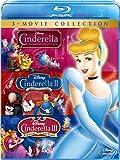 シンデレラ 3-Movie Collection[Blu-ray/ブルーレイ]