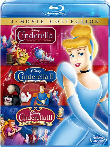 シンデレラ 3-Movie Collection [Blu-ray]