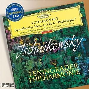 Écoute comparée : Tchaïkovski, symphonie n° 6 « Pathétique » 61wCCuOlbTL._SL500_AA300_