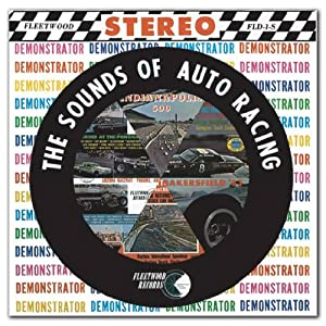 Auto Racing Sounds on Amazon Com  Sounds Of Auto Racing Cd New   Everything Else