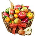 Golden State Fruit California Bounty Fruit Basket Gift, 10 Pound