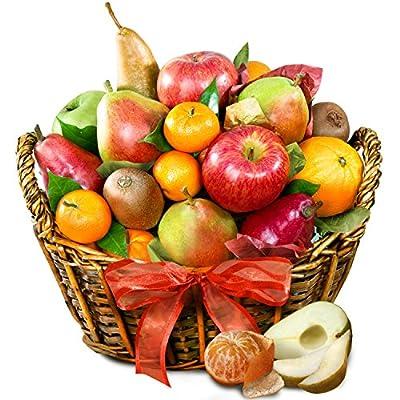 Golden State Fruit California Bounty Fruit Basket Gift, 10 Pound