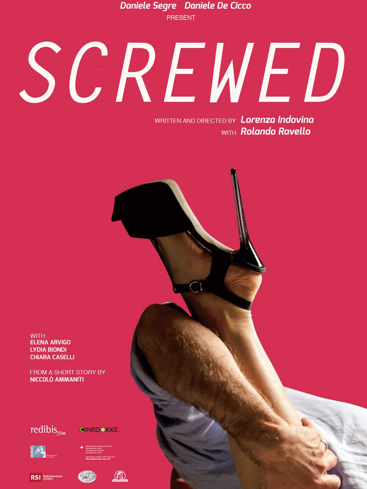 Screwed on Amazon Prime Instant Video UK