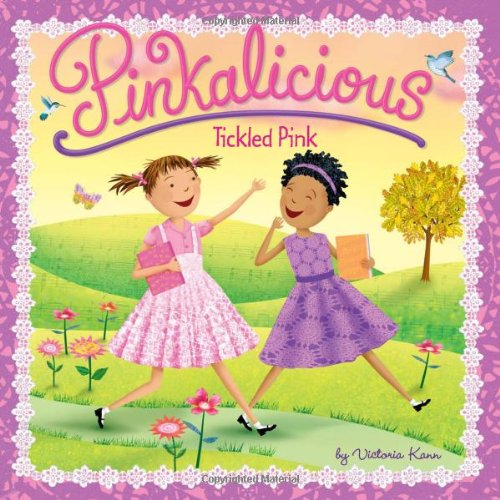 Pinkalicious: Tickled Pink front-473870