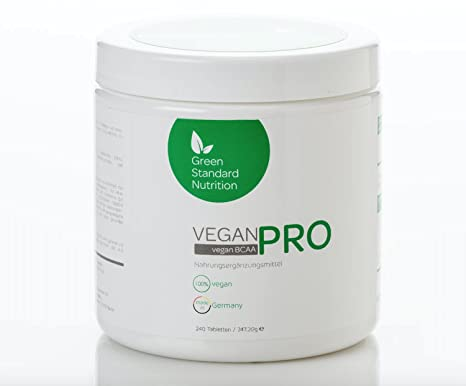 Vegan Pro BCAA - vegan BCAA made in Germany