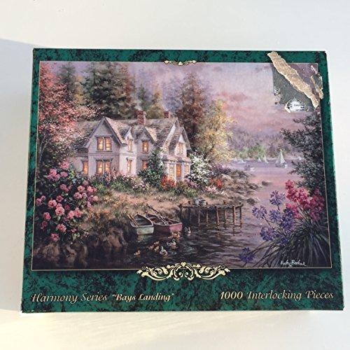 "Harmony Series ""Bays Landing"" 1000 Piece Jigsaw Puzzle"