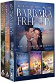 img - for The Callaways Boxed Set - Books 1-3 book / textbook / text book