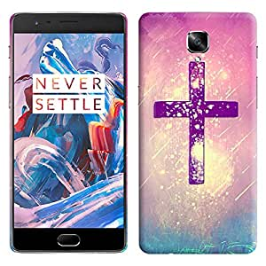 Theskinmantra Christ Sign back cover for OnePlus 3/OnePlus Three/1+3