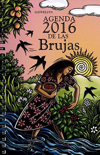 2016 Agenda de las  Brujas (Agendas Y Calendarios 2016)