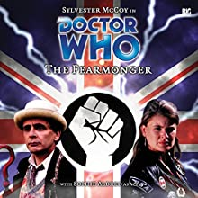 Doctor Who - The Fearmonger Audiobook by Jonathan Blum Narrated by Sophie Aldred, Jacqueline Pearce, Sylvester McCoy