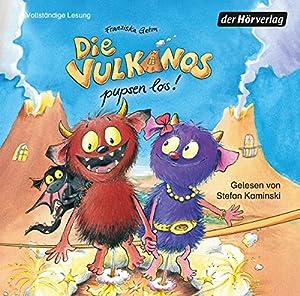 Die Vulkanos pupsen los! (Die Vulkanos 1) Hörbuch