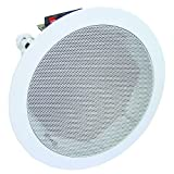 Omnitronic CS-8 Ceiling Speaker - White