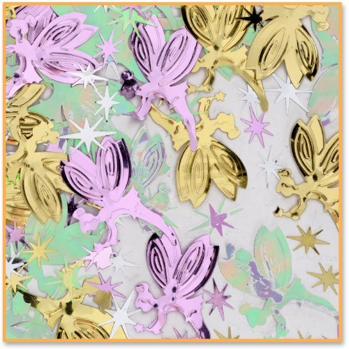 Beistle CN147 Fairy Magic Confetti