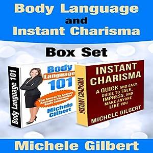 Body Language and Instant Charisma Set Audiobook