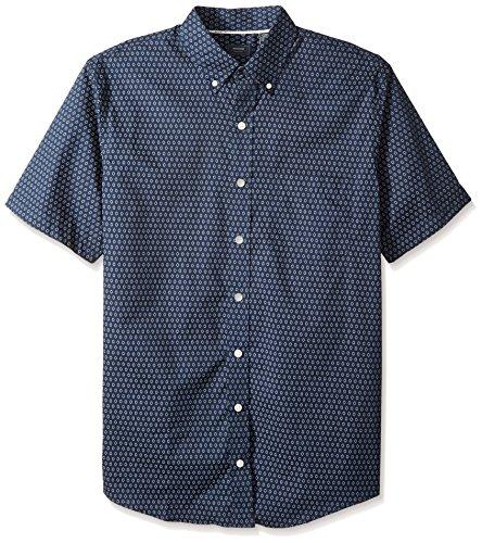 Arrow Men 39 S Big Tall Short Sleeve Sea Jack Printed Shirt