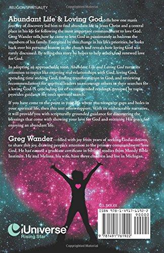Abundant Life and Loving God: Let God Capture Your Heart