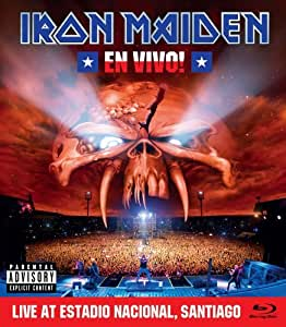 Iron Maiden: En Vivo! [Blu-ray]