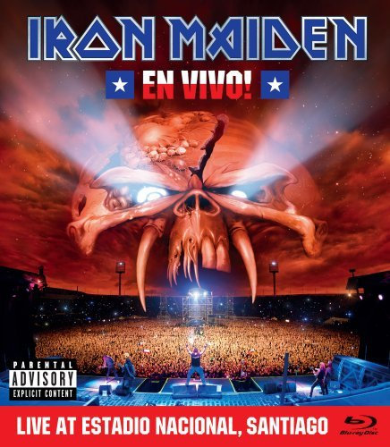 Iron Maiden: En Vivo! (2012) BDRip