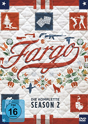 Fargo - Season 2 [4 DVDs]