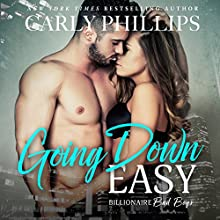 Going Down Easy Audiobook by Carly Phillips Narrated by Sophie Eastlake