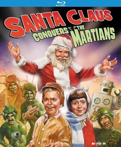 Santa Claus Conquers the Martians: Remastered Edition [Blu-ray] by Kino Lorber films