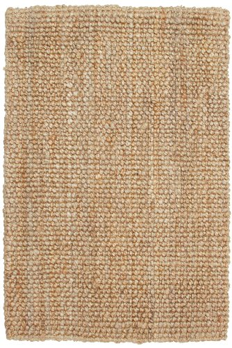 Classic home rugs natural chunky loop handspun jute 6 by 9 for Classic house loop