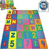 Puzzle tapis mousse