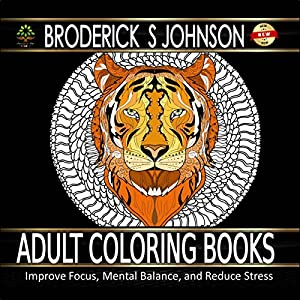 Your Guide to Adult Coloring Books Audiobook