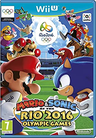 Mario And Sonic At The Rio 2016 Olympic Games  [Importación Inglesa]