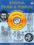 Christian Motifs and Symbols CD-ROM and Book (Dover Electronic Clip Art)