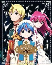 マギ 10(完全生産限定版) [Blu-ray]