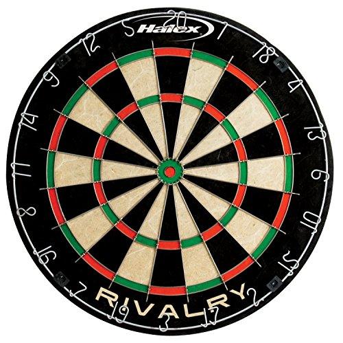 Halex Rivalry Bristle Dartboard (Halex Tournament Dart Board compare prices)